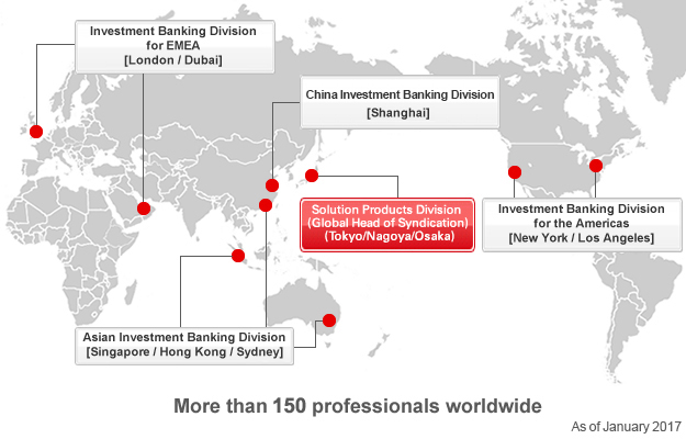 More than 150 professionals worldwide